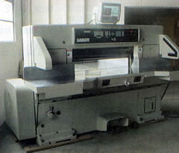 Computerized, Lawson Pacesetter Cutters for any specialized size required!